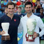 Classifica ATP: Roger Federer chiude il gap a Rafael Nadal. Novak è sesto